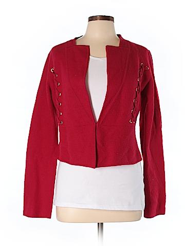 Cache Wool Coat Size L