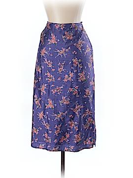 Free People Silk Skirt Size 9