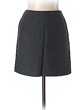 Sisley Wool Skirt Size 42 (EU)