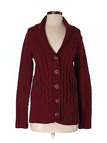 Eddie Bauer Women Wool Cardigan Size XS