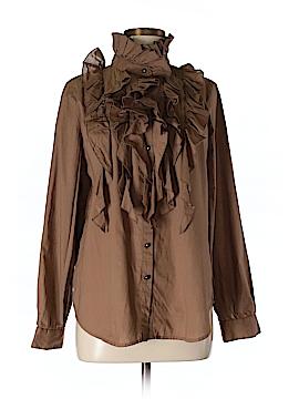 Tasha Polizzi Collection Long Sleeve Top Size M
