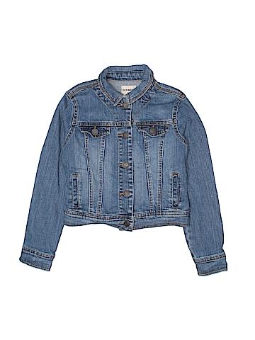 Old Navy Denim Jacket Size M (Kids)