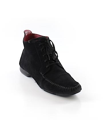 Salvatore Ferragamo Ankle Boots Size 7 1/2