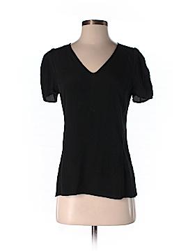 Banana Republic Women Short Sleeve Blouse Size 2