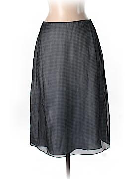 Linda Allard Ellen Tracy Silk Skirt Size 4