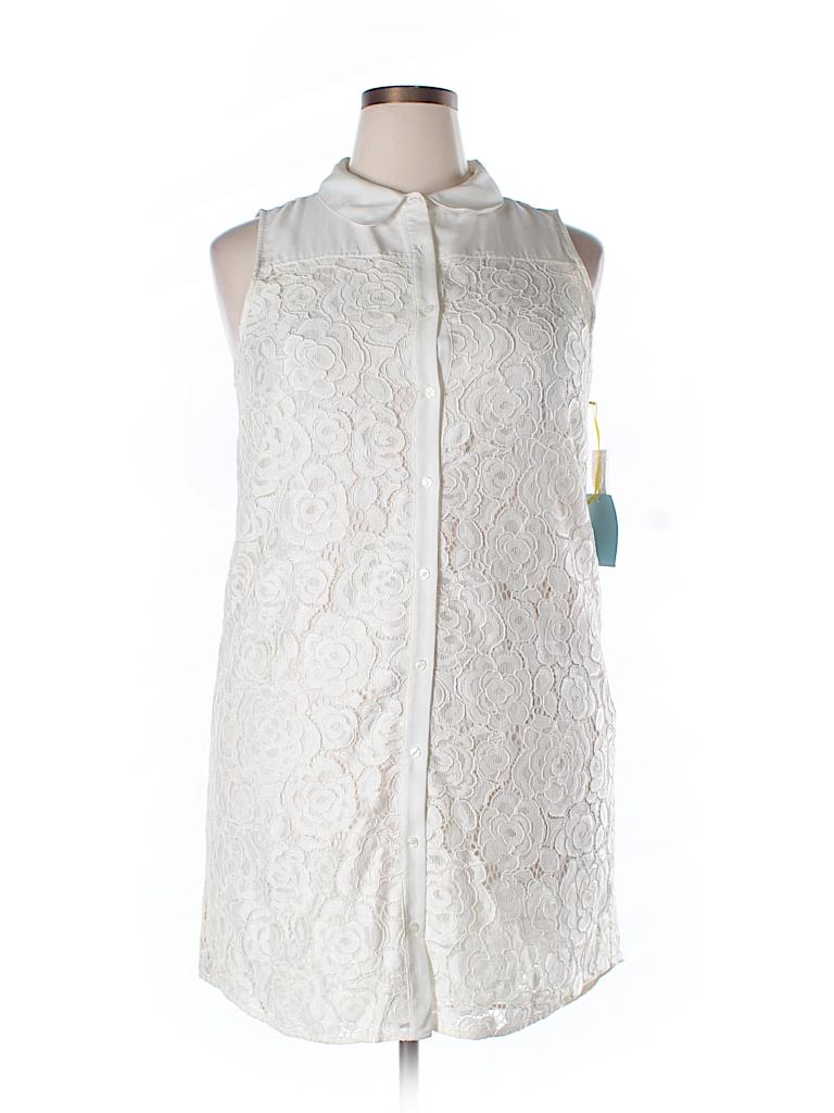 CeCe by Cynthia Steffe Women Casual Dress Size XL