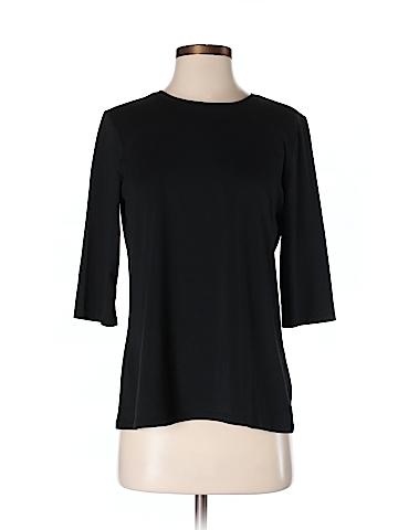 Purejill 3/4 Sleeve T-Shirt Size S (Petite)