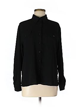 Covington Outlet Long Sleeve Blouse Size M