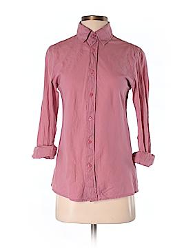 Diesel Long Sleeve Button-Down Shirt Size XS