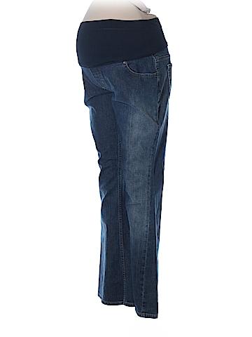 Liz Lange Maternity for Target Jeans Size 6 (Maternity)
