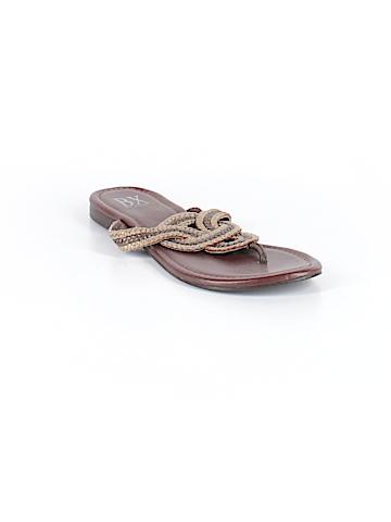 BX by BRONX Flip Flops Size 8