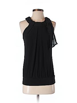 Whit Sleeveless Blouse Size XS