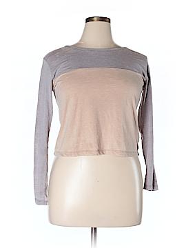 Anama Long Sleeve Top Size L