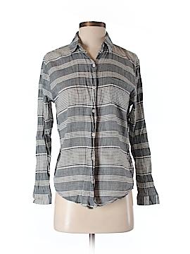 Lilis Closet Long Sleeve Button-Down Shirt Size XS