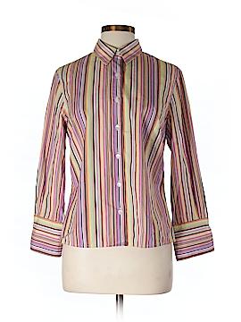 Carlisle Long Sleeve Button-Down Shirt Size 8