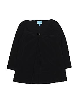 Liz Lange 3/4 Sleeve Top Size Med (2)