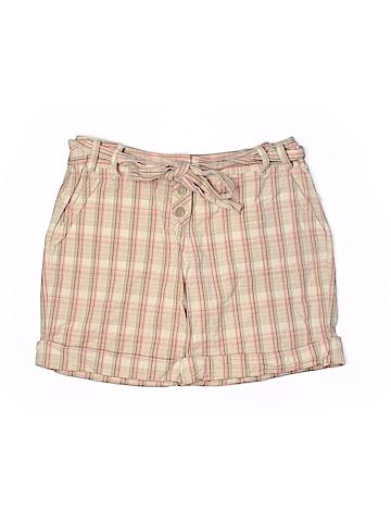 INC International Concepts Women Khaki Shorts Size 8
