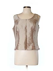 Jessica Howard Women Sleeveless Blouse Size 10