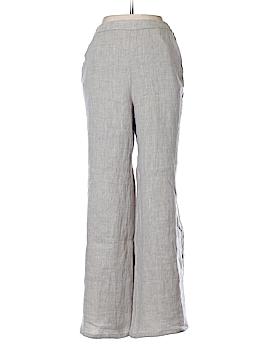 Match Point U.S.A. Linen Pants Size S