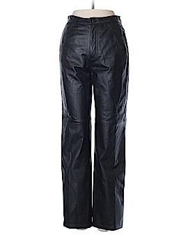 Jones New York Leather Pants Size 4