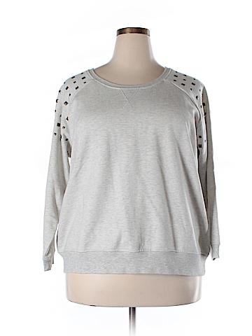 Cyrus Sweatshirt Size 3X (Plus)