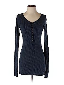 Puella Long Sleeve Henley Size XS