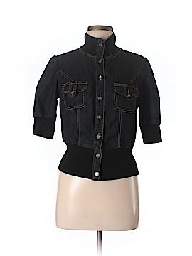 Bisou Bisou Denim Jacket Size M