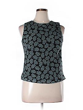 Ann Taylor Factory Sleeveless Blouse Size 14 (Petite)