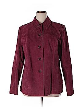 Style&Co Leather Jacket Size XL