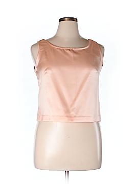 Jessica Howard Sleeveless Blouse Size 14