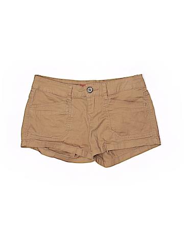 Unionbay Women Khaki Shorts Size 4