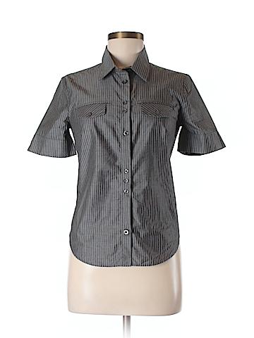 Kookai Women Short Sleeve Button-Down Shirt Size 38 (FR)