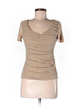 Lida Baday Short Sleeve Top Size M