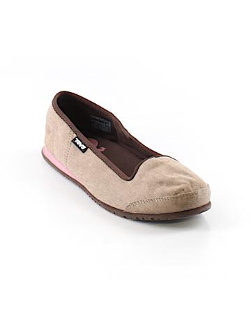 Teva Flats Size 7