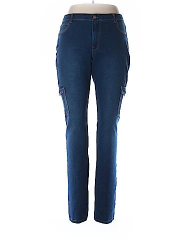 Ashley Stewart Jeans Size 14