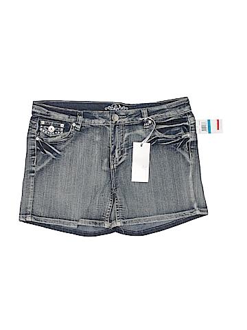 Do Denim Denim Shorts Size 9