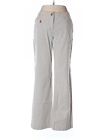 Ann Taylor Khakis Size 4 (Petite)