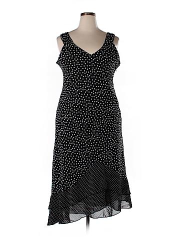 Signature Casual Dress Size 1X (Plus)
