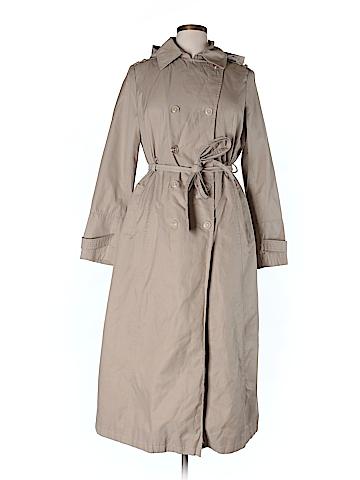 T Tahari Trenchcoat Size XL