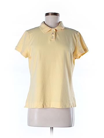 Talbots Short Sleeve Polo Size L