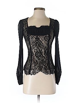 Kay Celine Long Sleeve Top Size S