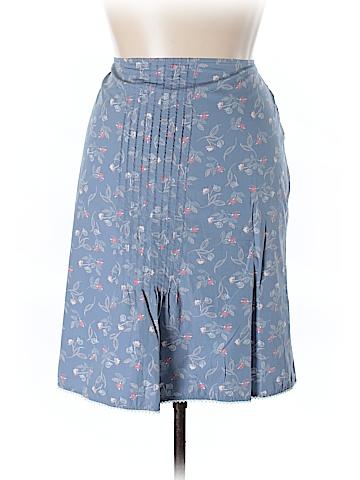 So Blue Sigrid Olsen Casual Skirt Size 14
