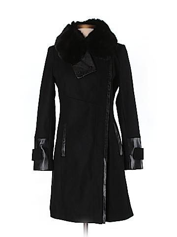 Via Spiga Wool Coat Size 2
