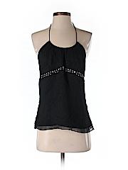Express Design Studio Women Sleeveless Silk Top Size M