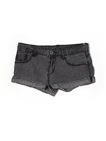 BCBGMAXAZRIA Women Denim Shorts 25 Waist