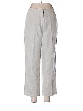 Jones New York Signature Linen Pants Size 6