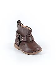 Zara Baby Girls Ankle Boots Size 18 (EU)