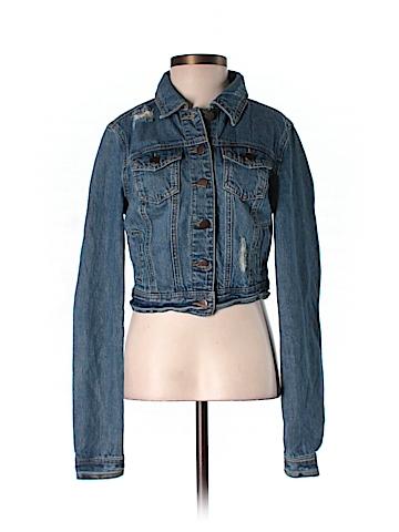 Forever 21 Denim Jacket Size XS