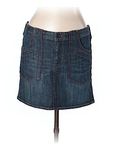 Paper Denim & Cloth Denim Skirt 31 Waist