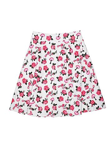 Fancy Qube Casual Skirt Size L